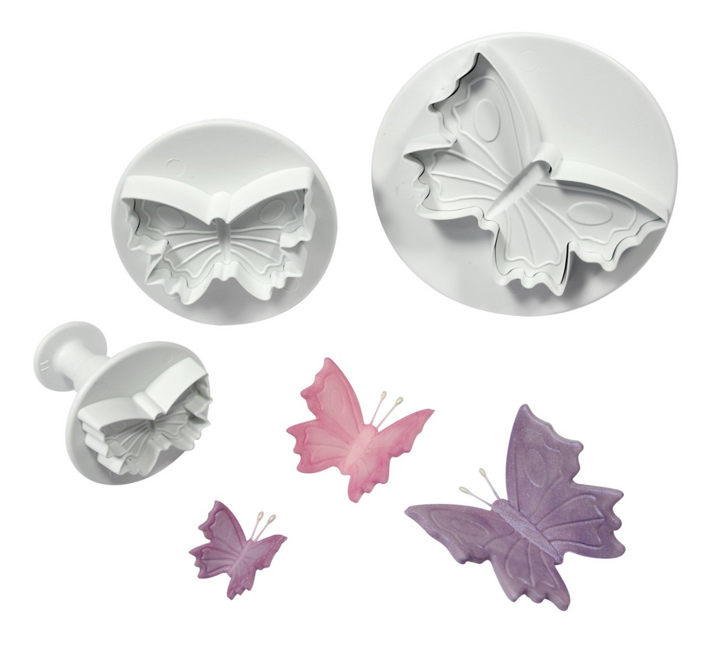 Butterfly Plunger Cutter by PME