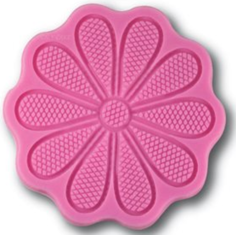 Daisy Lace Maker Silicone Molds