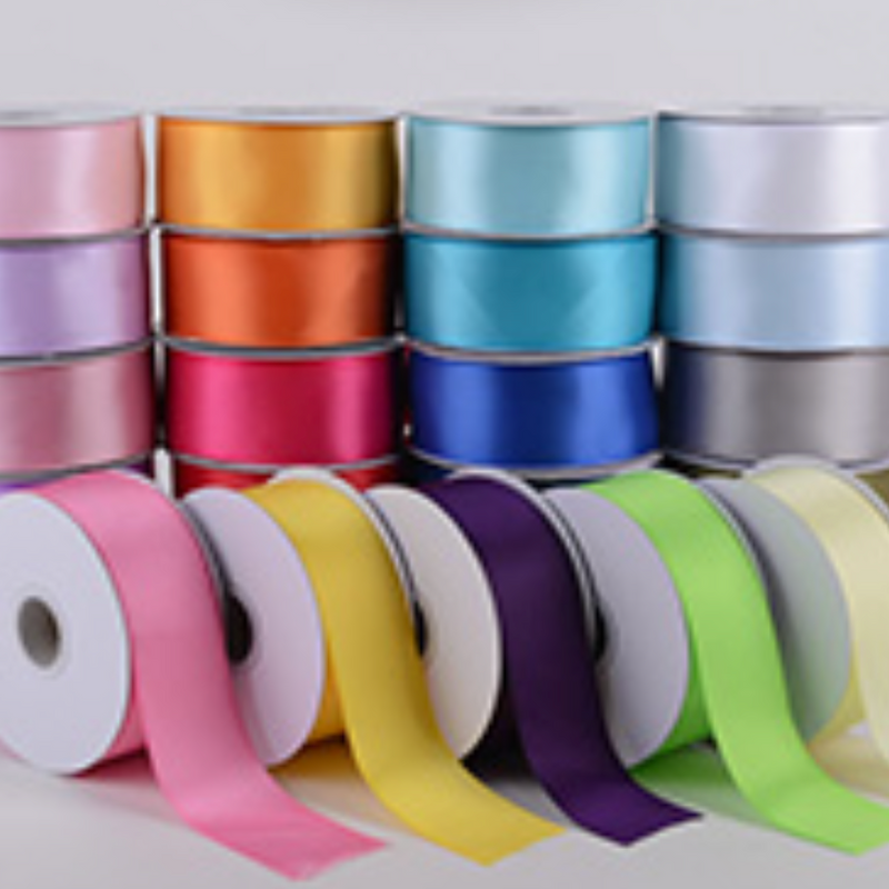 Satin Ribbon - 7/8 inch wide Various colors