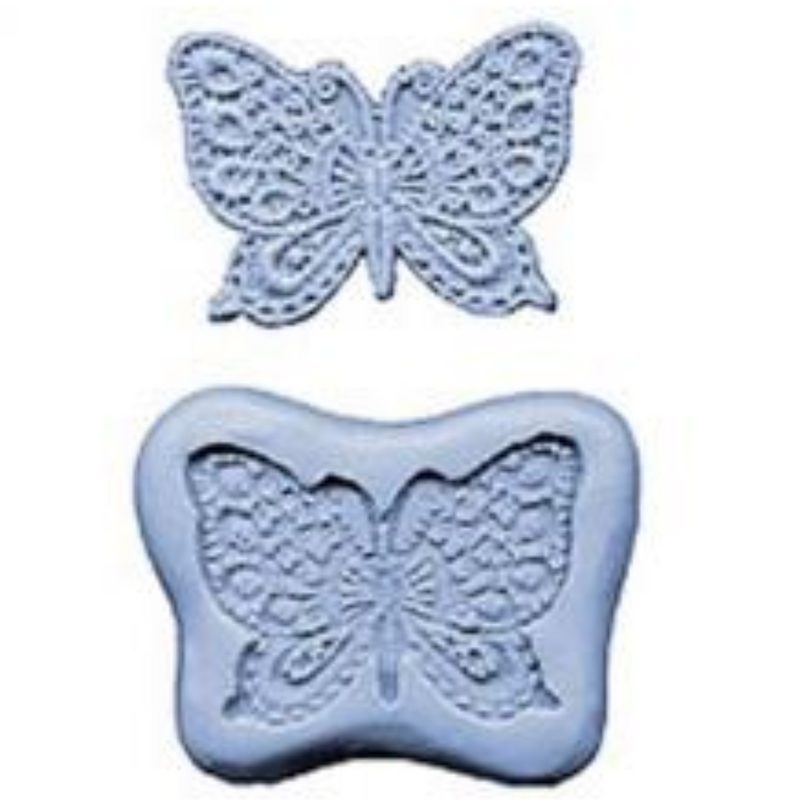 Lace Maker - Butterfly 2 and 3/4""