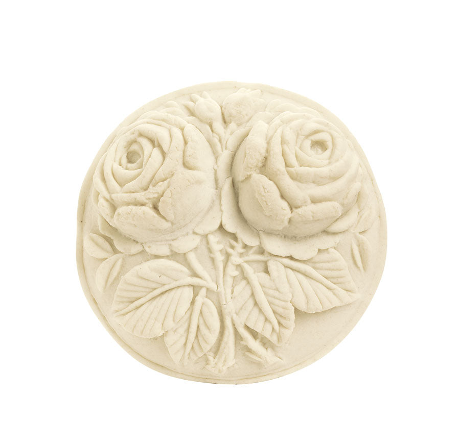 Double Rose Springerle Cookie Mold