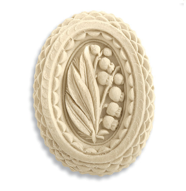 Lilly of the Valley Oval Mold