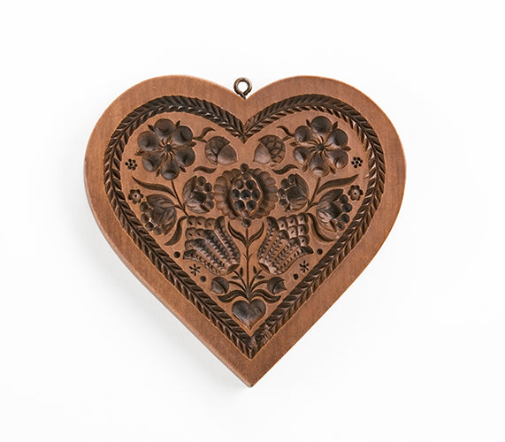Pomegranate Heart Mold