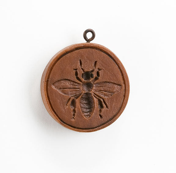 Bee Happy Springerle Cookie Mold