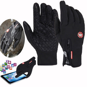 Multitasking TOUCH SCREEN Waterproof/Windproof Gloves