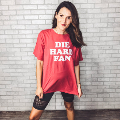 Vintage Die Hard Fan tee