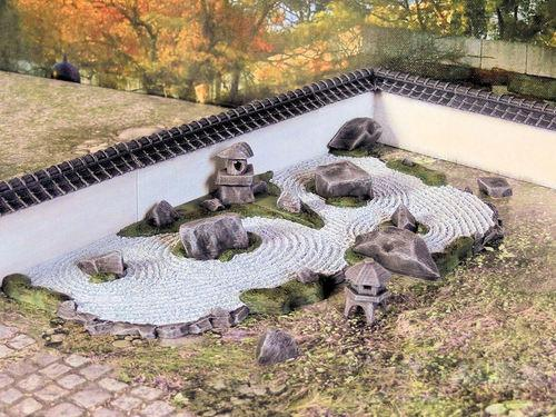 3DAlienWorlds Zen Garden 28mm TableTop/Wargaming