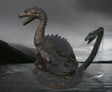Load image into Gallery viewer, IWA Loch Ness Monster