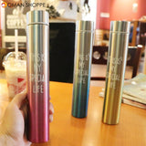 280ml/9.5OZ Coffee Tea Water Bottle Cups Mug Stainless Steel Thermos Flask Vacuum Cup Portable for Outdoor