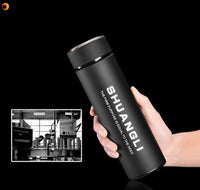 480ml Stainless Steel Vacuum Cup Portable Travel Insulated Bottle Drinking Mug Water Bottle