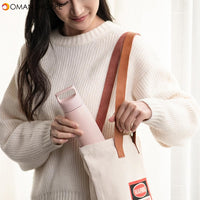 FunHome Portable Thermos Cup 450ML with Tea Filter Portable Mug Water Bottle Vacuum Cup From Xiaomi Youpin