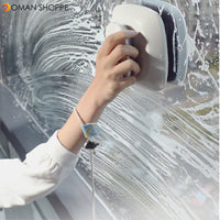 Home Window Artifact Double Window Cleaner Glass Cleaner Window Cleaning Brushes