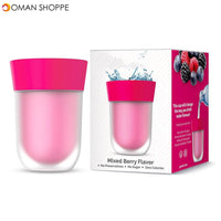 KCASA KC-WBC15 Fruits Scented Cup Drink Water Instead of Soda, Juice and Sugary Drinks  BPA Free Sugar Free No Calories No Carbohydrates No Preservatives