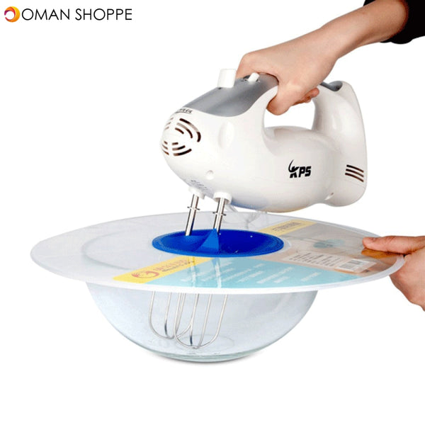 Practical Eggs Mixer Anti Splash Lid Egg Bowl Whisks Screen Cover Beat  Cylinder Baking Splash Guard