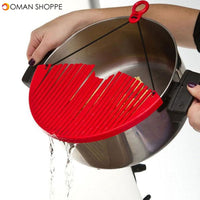Strainer Kitchen Filter Vegetables Food Control Drain Fruits Kitchen Cooking Tool