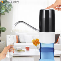 Wireless Automatic Electric USB Water Pump Dispenser Gallon Drinking Water Bottle Switch