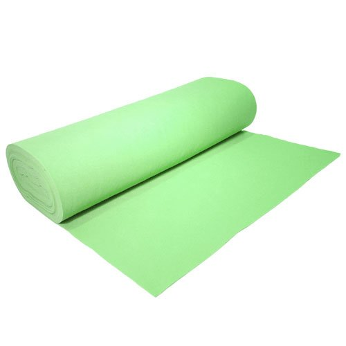"Acrylic Felt by the Yard 72"" Wide X 10 YD Long: Mint - Supreme Acoustics"