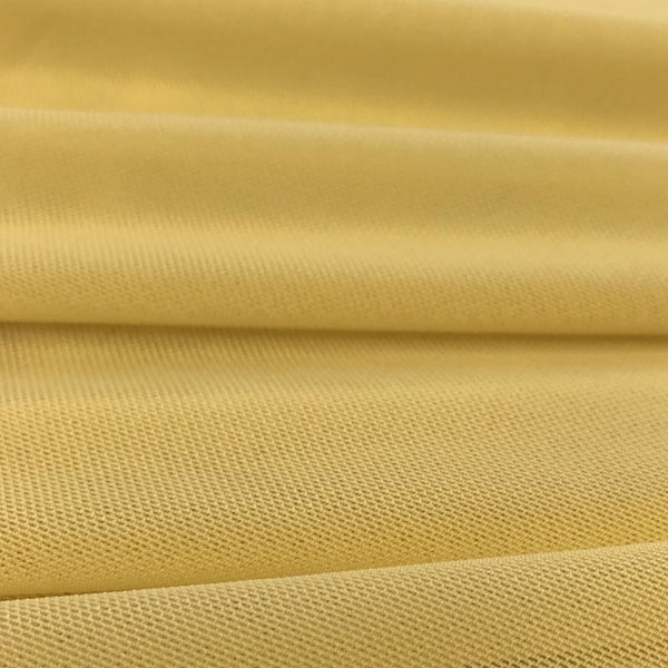 "Solid Power Mesh Fabric Nylon Spandex 60"" wide Stretch Sold By Yard Gold"