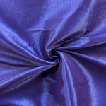 "Taffeta Stretch Fabric 2-Way Stretch 58"" Wide By The Yard (Royal Blue) - Supreme Acoustics"