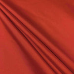"Polyester Taffeta Lining Fabric 54"" Wide Fabric Sold By The Yard. Red"