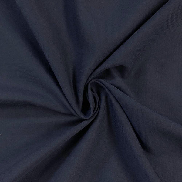 Navy Chiffon Fabric Polyester Sheer 58'' Wide By the Yard for Garments, Decoration, Crafts special occasions, bridesmaid dresses and more. - Supreme Acoustics