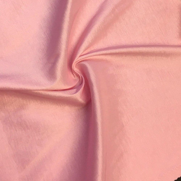 "Taffeta Stretch Fabric 2-Way Stretch 58"" Wide By The Yard (Pink) - Supreme Acoustics"