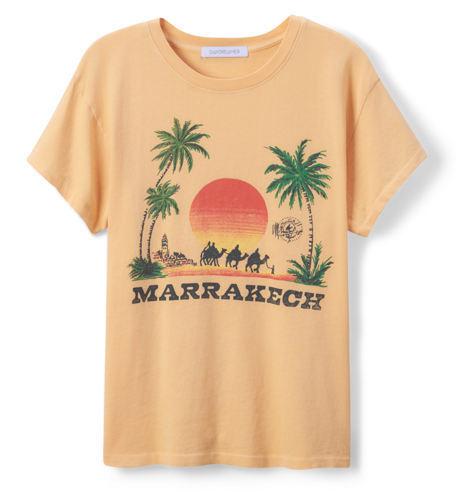 MARRAKECH TOUR TEE