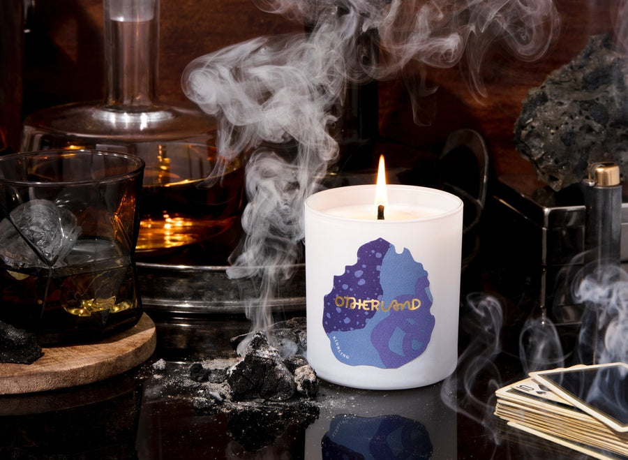 OTHERLAND SCENTED CANDLE
