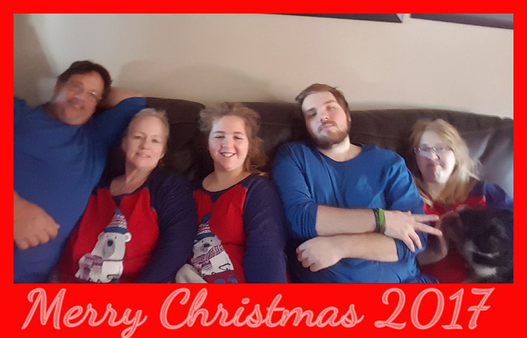 Christmas is about Family and making Memories...