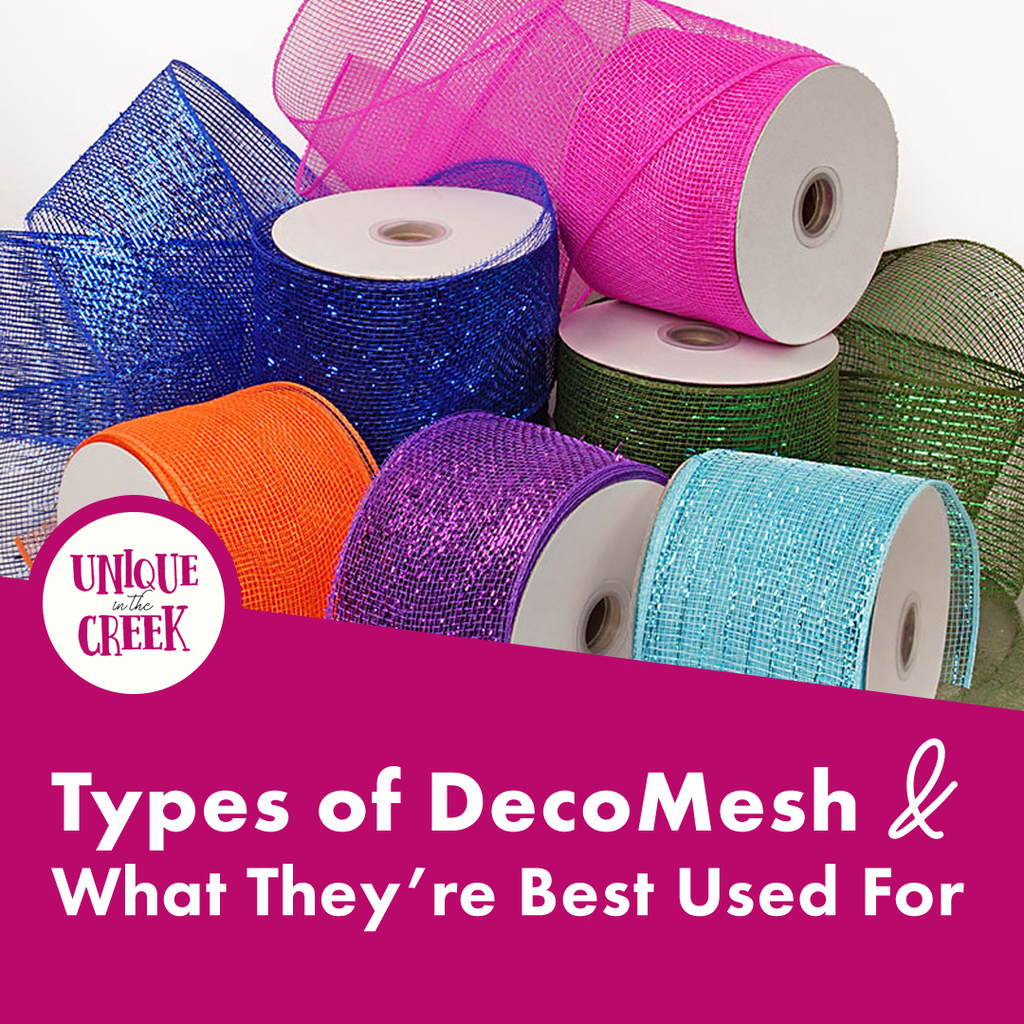 Decomesh Hacks: Types and What They're Best Used For