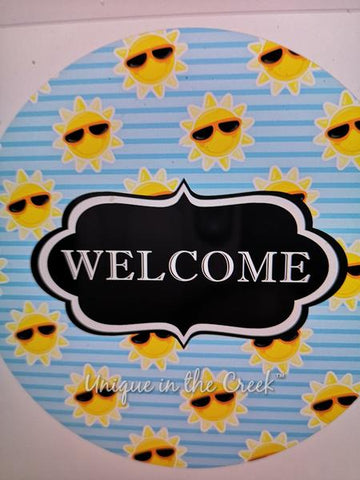413. Welcome Suns Paper Insert