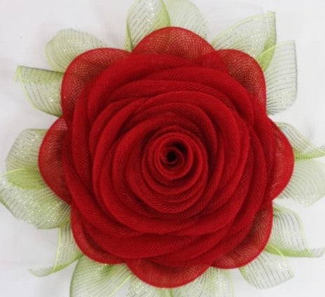 UITC™ All in One Signature Red Rose Wreath Kit