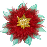 UITC™ All in One Poinsettia Wreath Kit