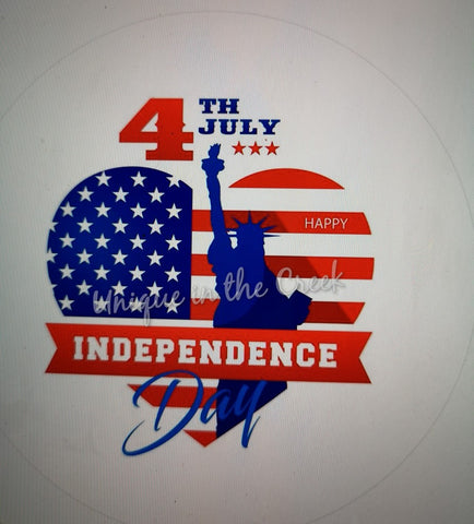 Digital (not a physical product) HAPPY INDEPENDENCE DAY- for use with the UITC board