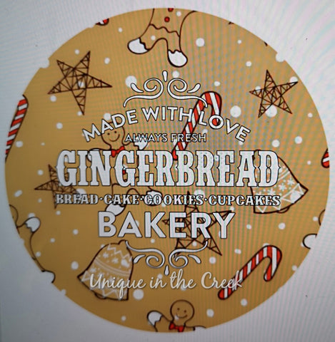 Made with love gingerbread 2 - digital insert for use with the UITC system