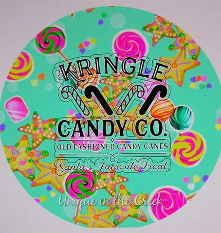 Kringle Candy Co.- digital insert for use with the UITC system