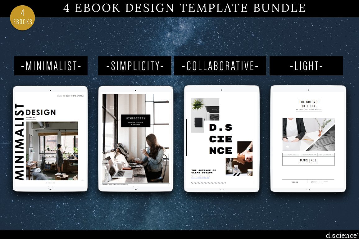 14 ebook templates for keynote and powerpoint 10
