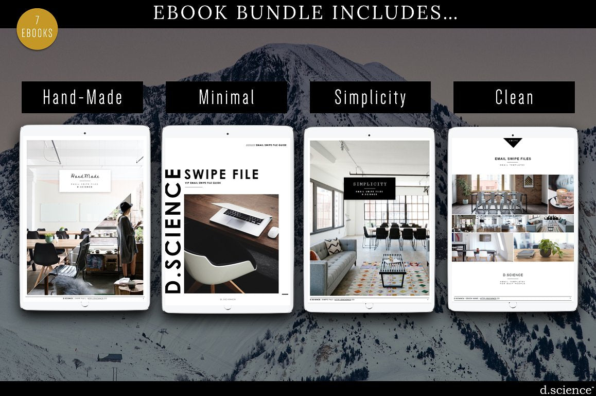 14 ebook templates for keynote and powerpoint 5