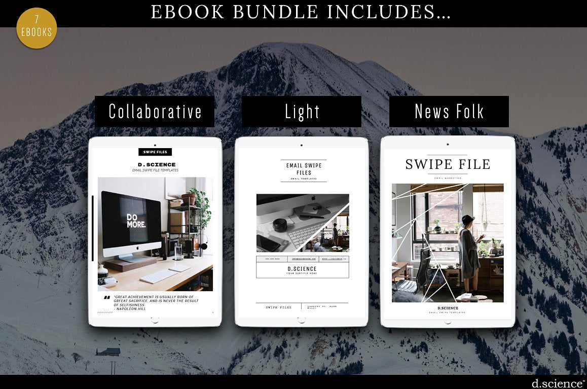 14 ebook templates for keynote and powerpoint 6