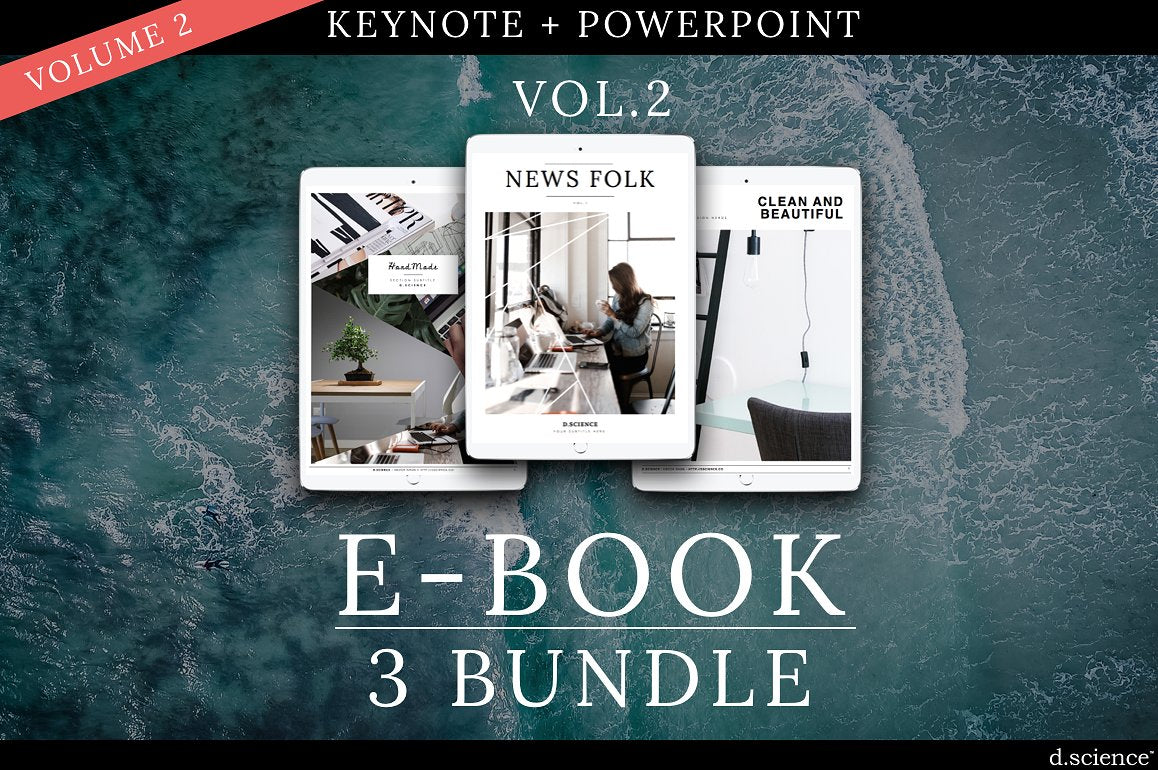 14 ebook templates for keynote and powerpoint 7
