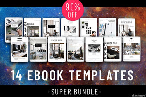 14 ebook templates for keynote and powerpoint