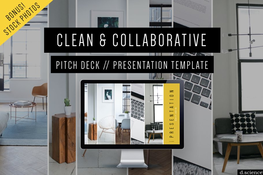 Creative Pitch Deck Templates for Keynote and Powerpoint