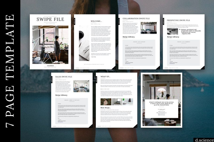 Start a business online templates
