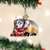 Badger Ornament