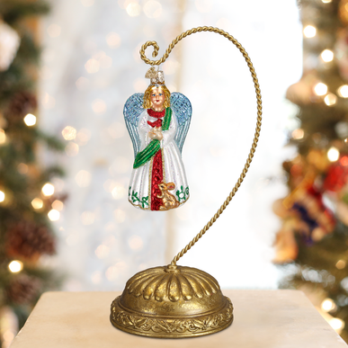 Musical Rotating Ornament Stand