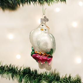 Love Birds Ornament