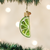 Lime Slice Ornament