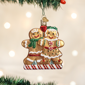 Gingerbread Friends Ornament