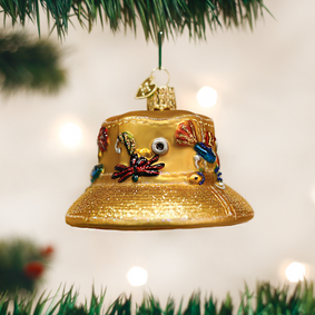 Fisherman's Hat Ornament