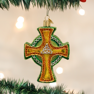 Trinity Cross Ornament